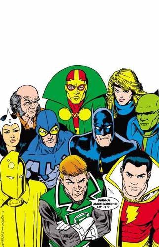 Justice League International Omnibus Vol. 1 (Hardback)