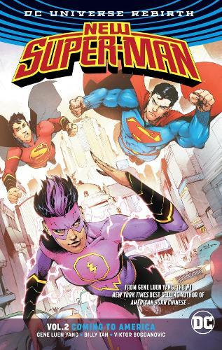 New Super-Man Vol. 2 Coming To America (Rebirth) (Paperback)
