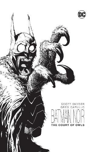 Batman Noir: The Court of Owls (Hardback)