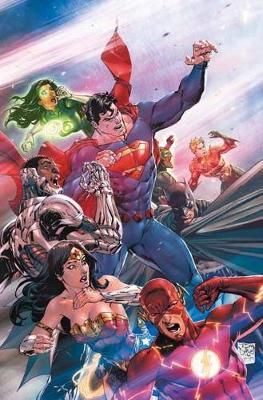 Justice League Vol. 4 Endless (Rebirth) (Paperback)
