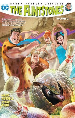 The Flintstones Vol. 2 Bedrock Bedlam (Paperback)