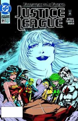 Wonder Woman & The Justice League America Vol. 2 (Paperback)