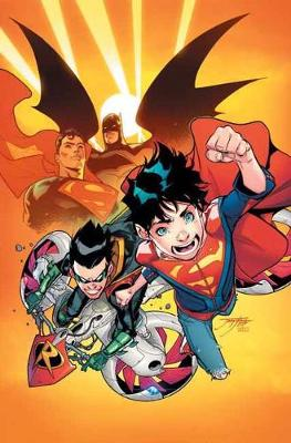 Super Sons Vol. 1 (Rebirth) (Paperback)