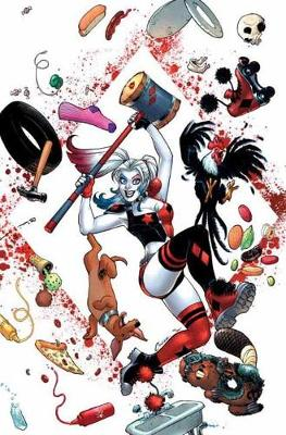 Harley Quinn A Rogue's Gallery-The Deluxe Cover Art Collection (Hardback)