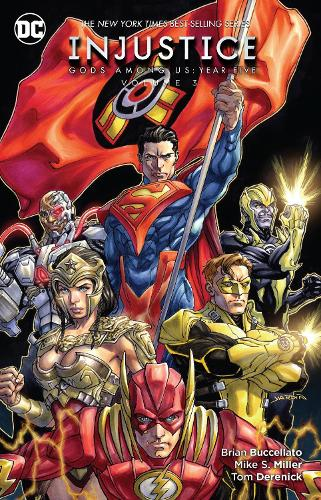 Injustice Gods Among Us Year Five Vol. 3 (Paperback)