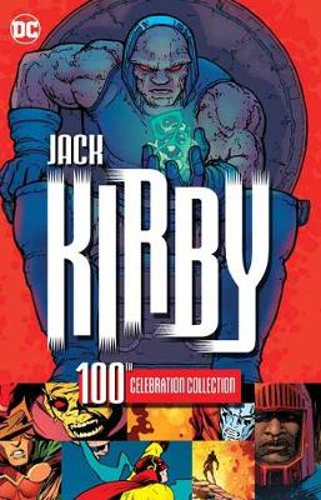 Jack Kirby 100 (Paperback)