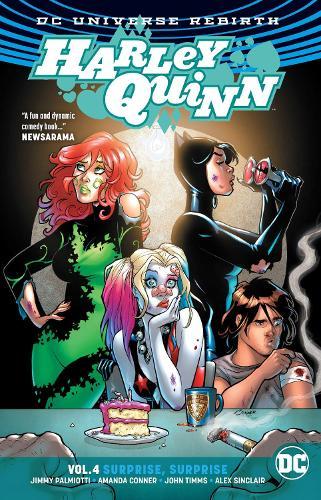 Harley Quinn Volume 4: Rebirth (Paperback)
