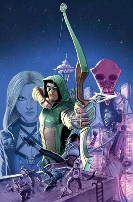 Green Arrow The Rebirth Deluxe Edition Book 1 (Rebirth) (Hardback)