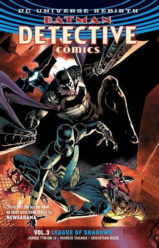 Batman Detective Comics Vol. 3 League Of Shadows (Rebirth) (Paperback)