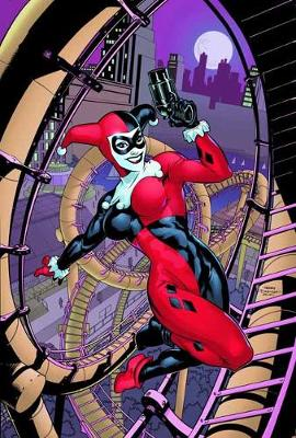 d4f1f4ff2d5e9f Harley Quinn By Karl Kesel And Terry Dodson The Deluxe Edition Book One by  Karl Kesel