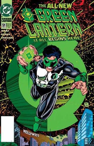 Green Lantern Kyle Rayner Vol. 1 (Paperback)