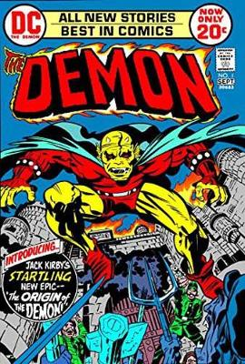 The Demon By Jack Kirby (Paperback)