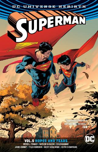 Superman Vol. 5: Hopes and Fears (Rebirth) (Paperback)