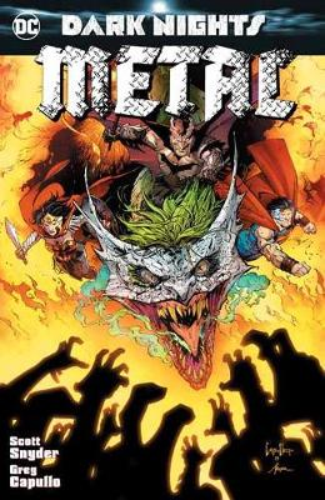 Dark Nights: Deluxe Edition: Metal (Hardback)