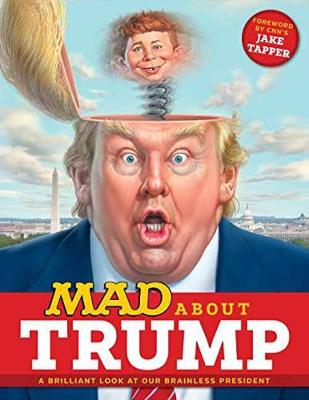 Mad About Trump (Paperback)