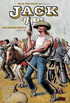 Jack of Fables: Book Two: The Deluxe Edition (Hardback)