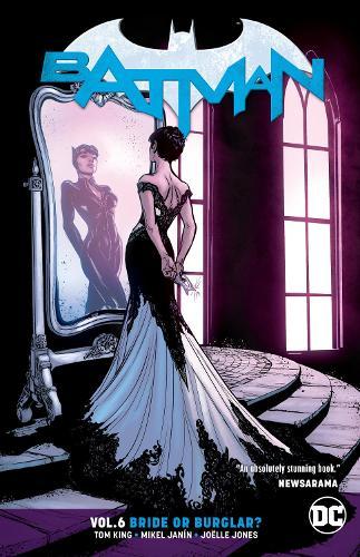 Batman Volume 6: Bride or Burglar (Paperback)