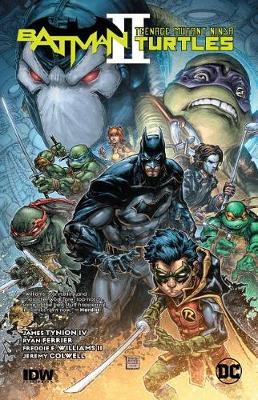 Batman/Teenage Mutant Ninja Turtles II (Hardback)