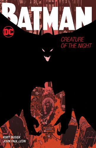 Batman: Creature of the Night (Hardback)
