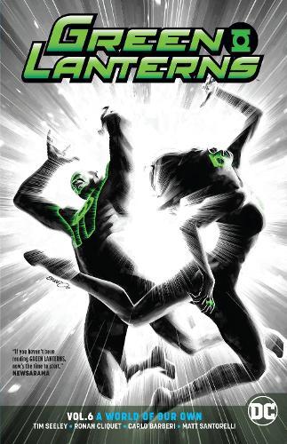 Green Lanterns Volume 6: Our Worlds at War (Paperback)