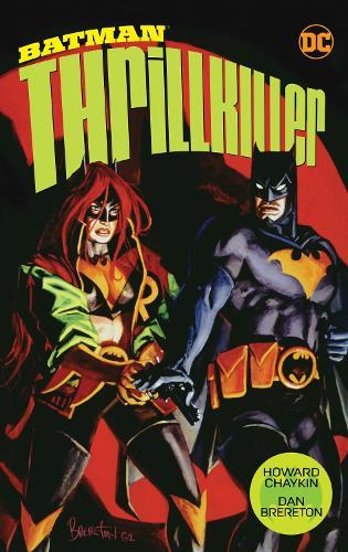 Batman: Thrillkiller (Paperback)