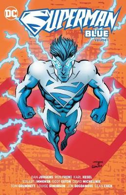 Superman Blue Volume 1 (Paperback)
