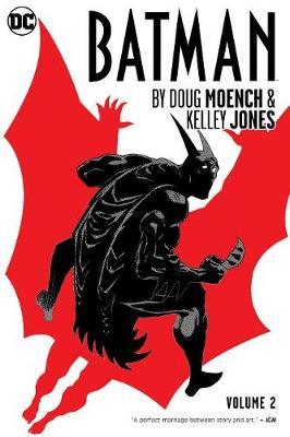 Batman by Doug Moench and Kelley Jones Volume 2 (Hardback)