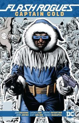 Flash Rogues: Captain Cold (Paperback)