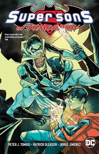 Super Sons of Tomorrow (Paperback)