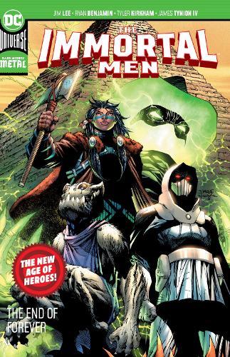 The Immortal Men Volume 1 (Paperback)