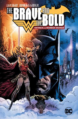 The Brave and the Bold: Batman and Wonder Woman (Hardback)