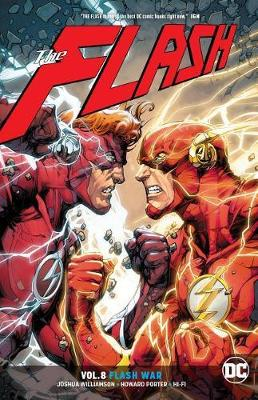 The Flash Volume 8: Flash War (Paperback)