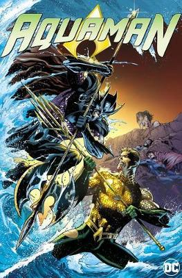 Aquaman: Throne of Atlantis (Paperback)