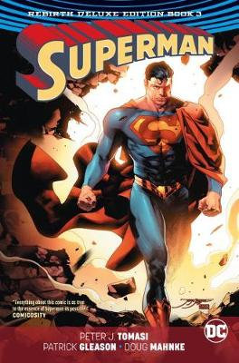 Superman: Book 3: The Rebirth Deluxe Edition (Hardback)