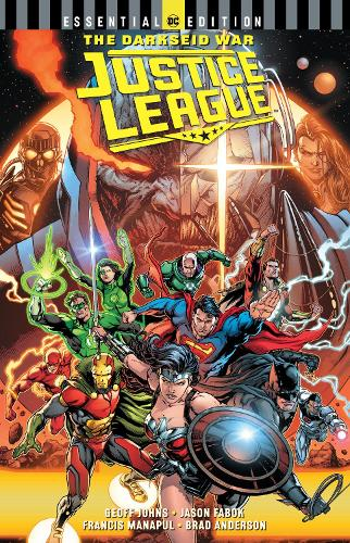 Justice League: The Darkseid War: Essential Edition (Paperback)