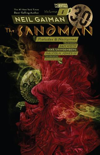 The Sandman Volume 1: 30th Anniversary Edition: Preludes and Nocturnes (Paperback)