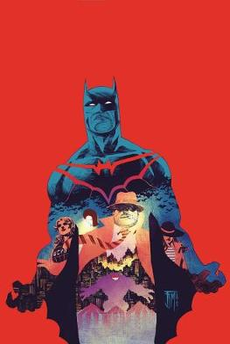 Batman by Francis Manapul and Brian Buccellato: Deluxe Edition (Hardback)