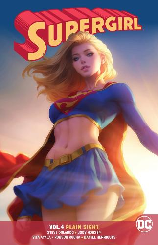 Supergirl Volume 4: Plain Sight (Paperback)