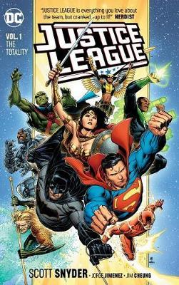 Justice League Volume 1 (Paperback)