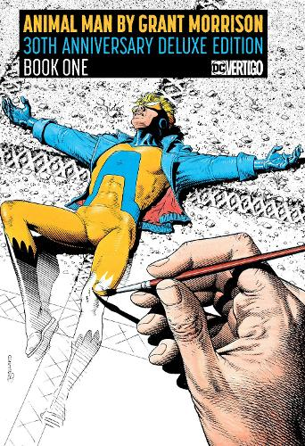 Animal Man by Grant Morrison Book One 30th Anniversary: Deluxe Edition (Hardback)