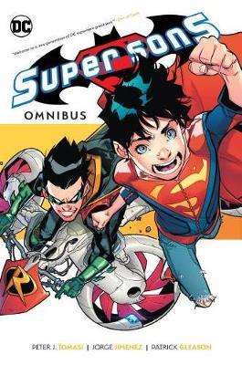 Super Sons Omnibus (Hardback)