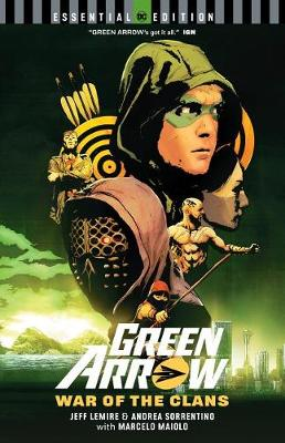 Green Arrow: War of the Clans: DC Essential Edition (Paperback)