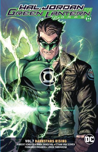 Hal Jordan and the Green Lantern Corps Vol. 7: Darkstars Rising (Paperback)