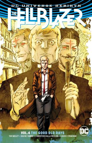 The Hellblazer Volume 4 (Paperback)