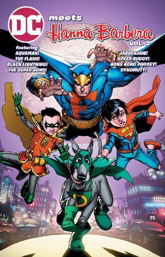 DC Meets Hanna Barbera Volume 2 (Paperback)