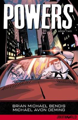 Powers Book Two (Paperback)