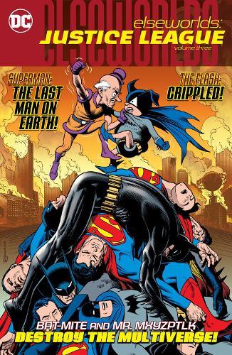 Elseworlds: Justice League Volume 3 (Paperback)