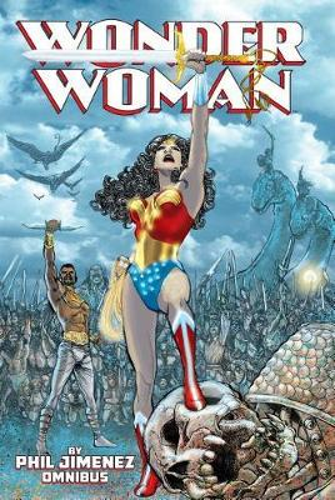 Wonder Woman by Phil Jimenez Omnibus (Hardback)