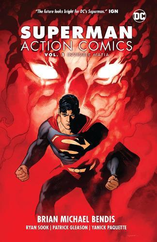 Superman: Action Comics Volume 1: Invisible Mafia (Hardback)