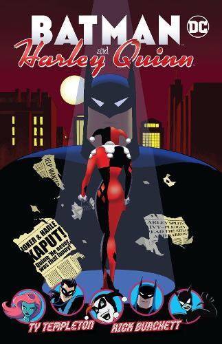 Batman and Harley Quinn (Paperback)